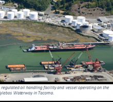 Changes proposed to strengthen oil spill requirements for facilities, vessels and pipelines