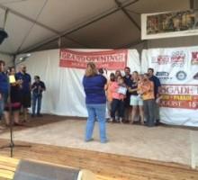 KAPS/KBRC Diaper Derby at the Skagit County Fair