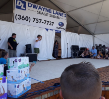 2019 KAPS/KBRC Diaper Derby at the Skagit County Fair