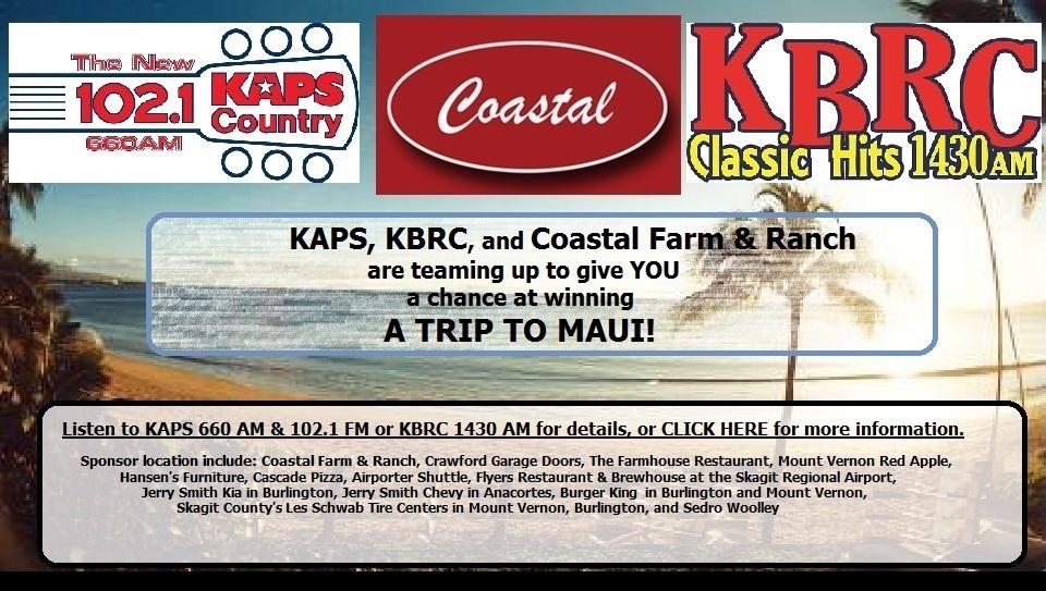 Win a Trip to Maui!