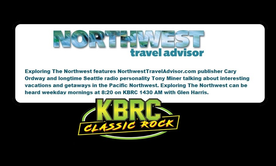Exploring The Northwest weekday mornings on KBRC