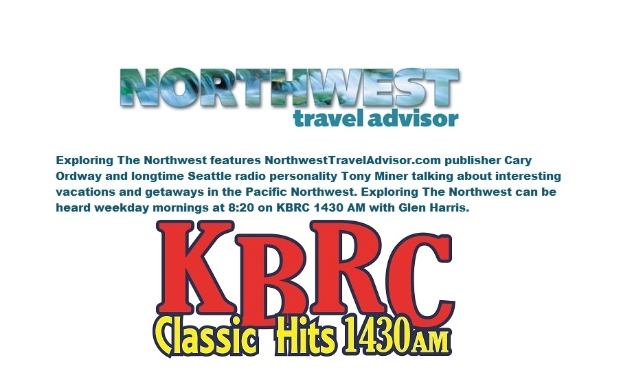 Exploring The Northwest weekday mornings on KBRC