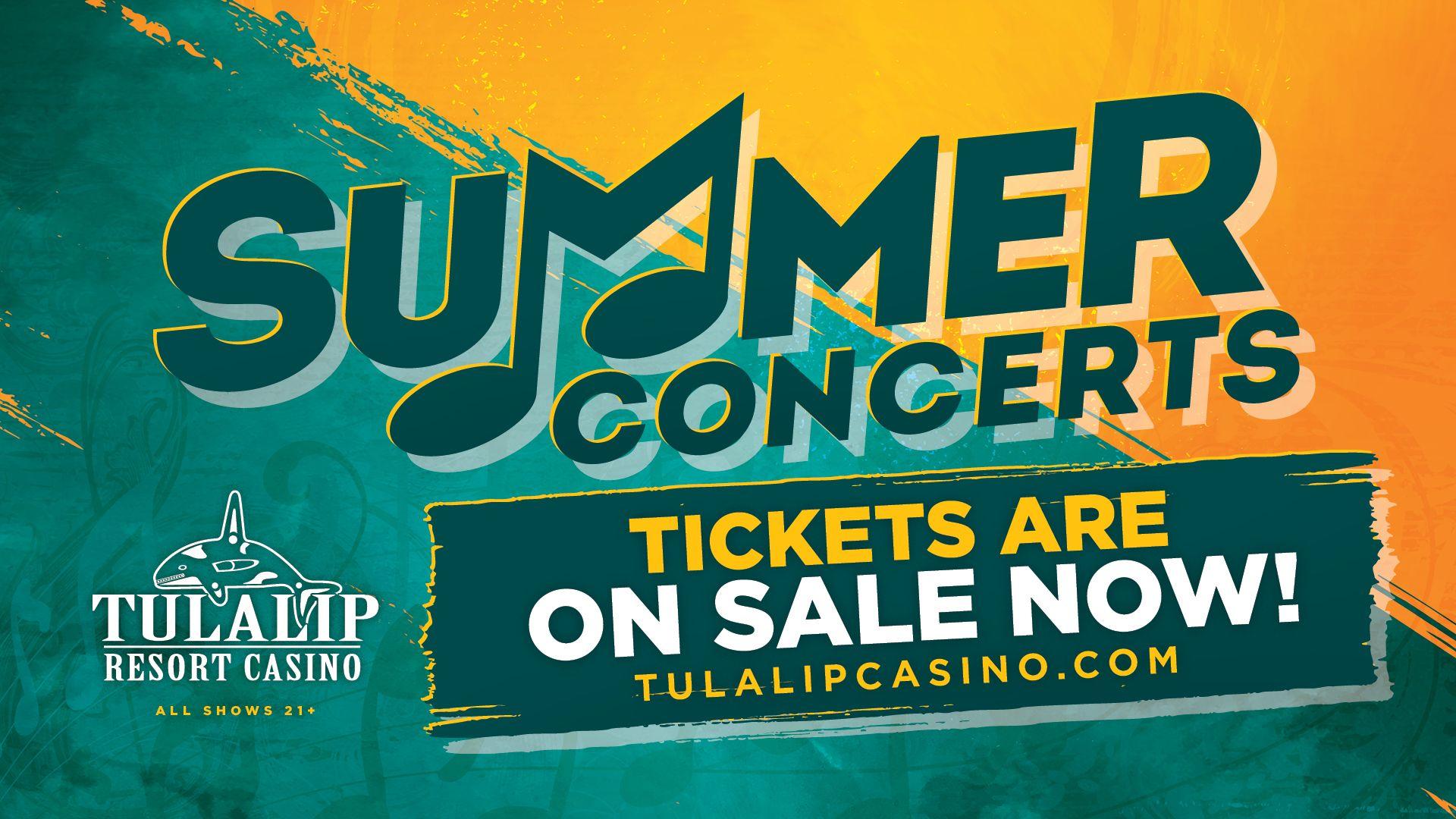 Tulalip Summer Concert Series