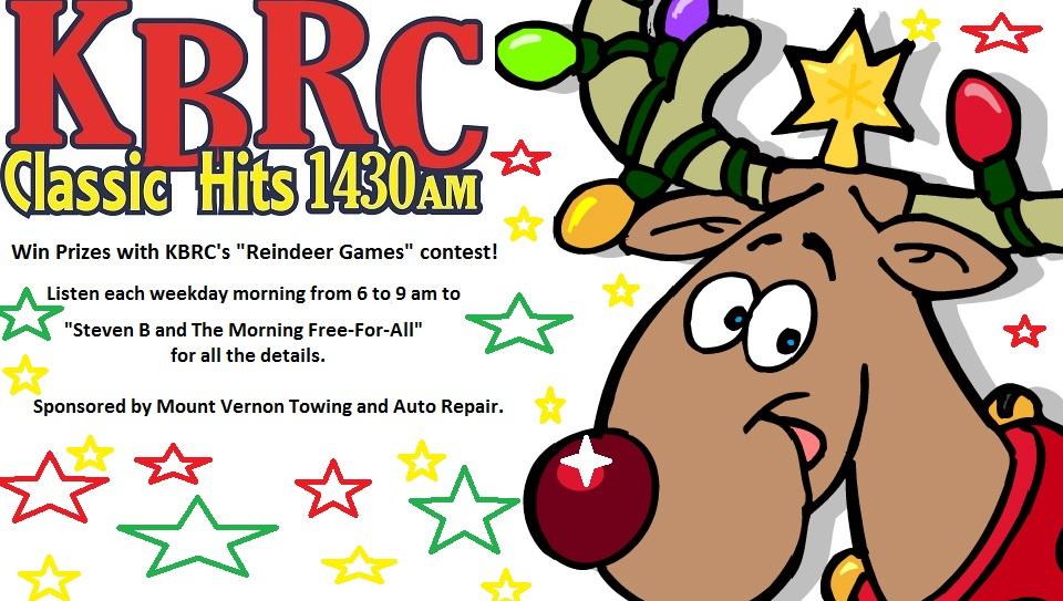 Reindeer Games Contest