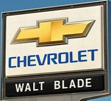Blade Chevrolet