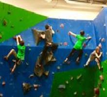 Riverstone Climbing Gym